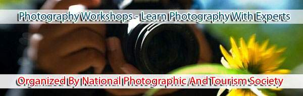 Photography Workshop Banner