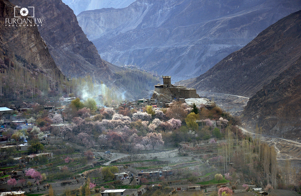 Altit fort Hunza Valley