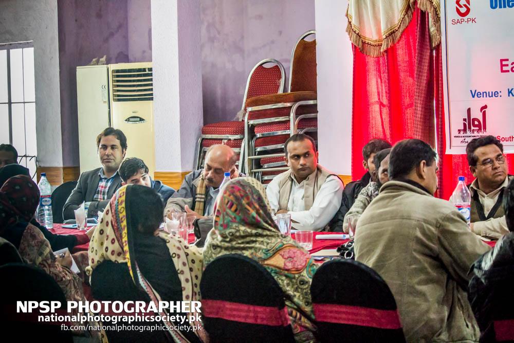 Early Warning System Workshop By Awaz In Toba Tek Singh-10