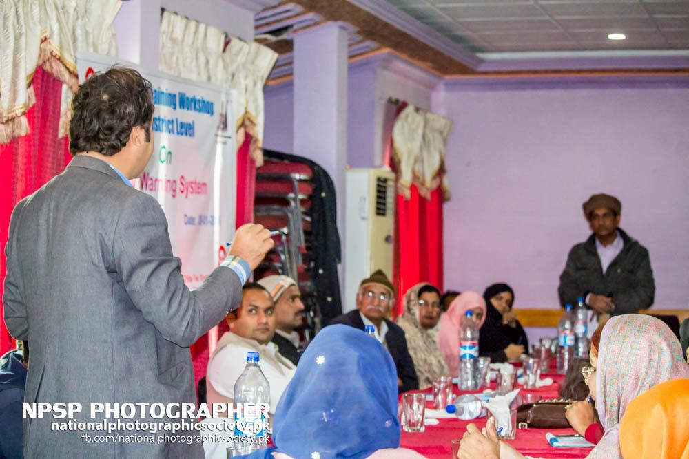 Early Warning System Workshop By Awaz In Toba Tek Singh-38