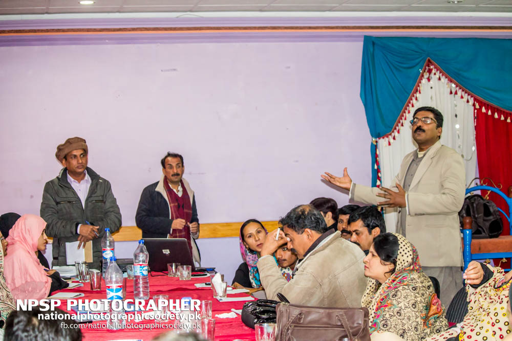 Early Warning System Workshop By Awaz In Toba Tek Singh-39