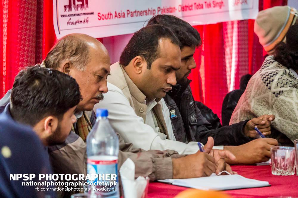 Early Warning System Workshop By Awaz In Toba Tek Singh-4