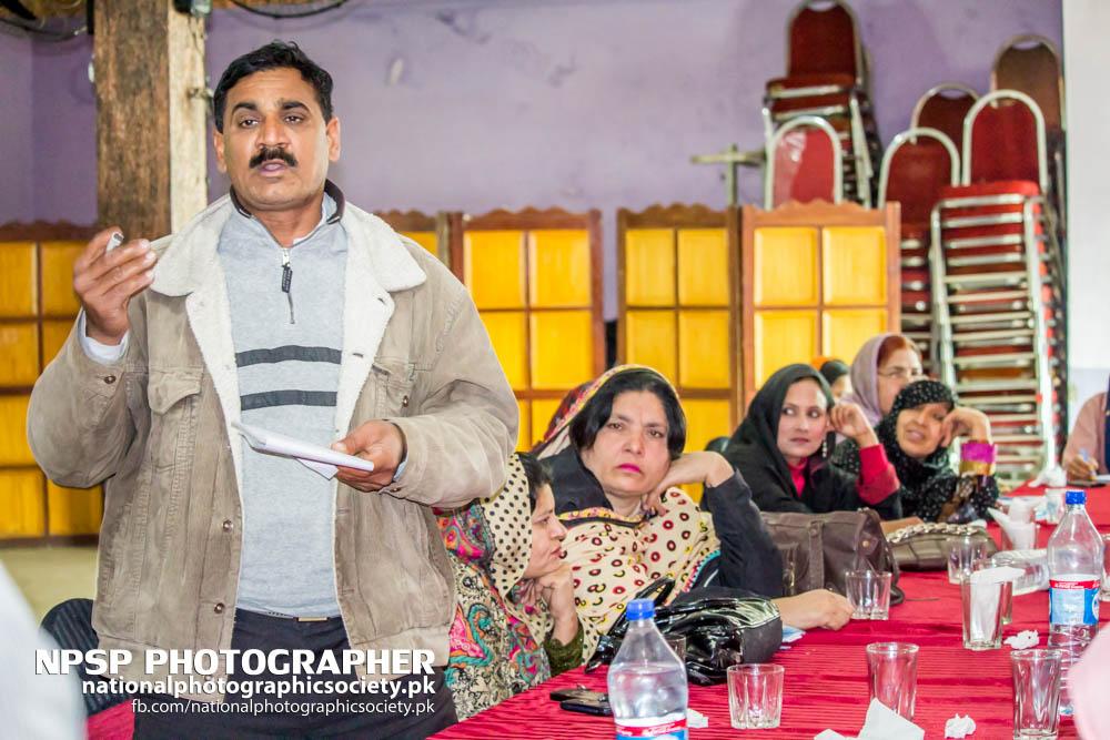 Early Warning System Workshop By Awaz In Toba Tek Singh-46