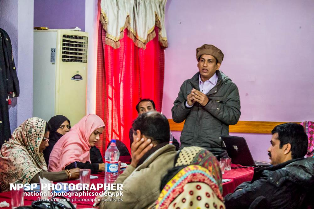 Early Warning System Workshop By Awaz In Toba Tek Singh-5