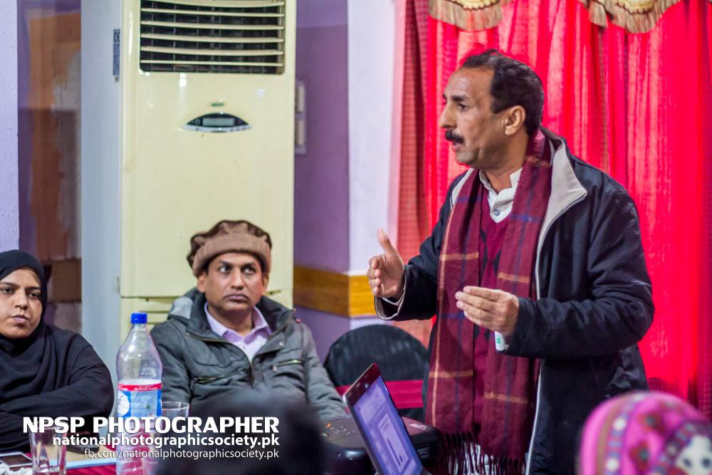 Early Warning System Workshop By Awaz In Toba Tek Singh-66