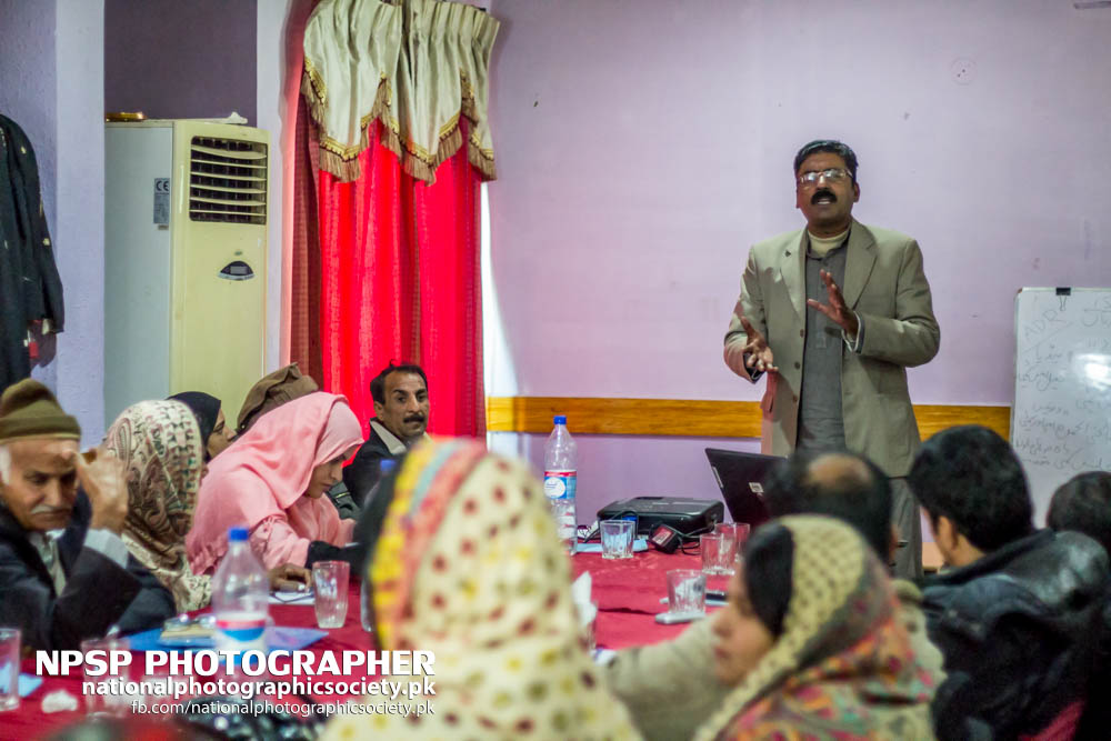 Early Warning System Workshop By Awaz In Toba Tek Singh-68