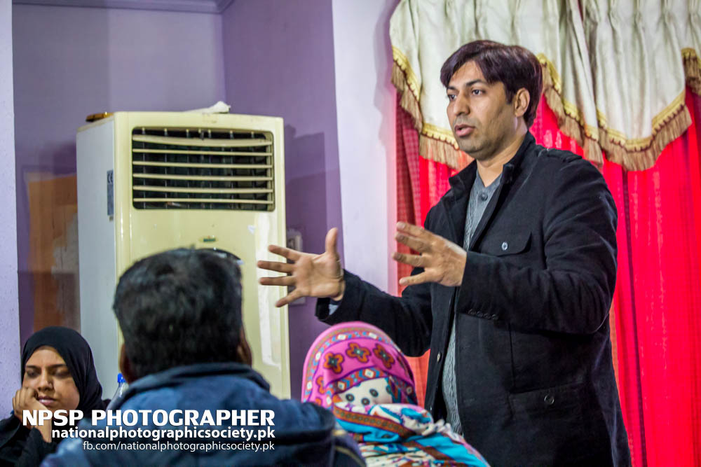 Early Warning System Workshop By Awaz In Toba Tek Singh-73