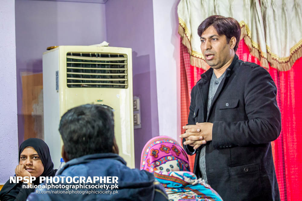 Early Warning System Workshop By Awaz In Toba Tek Singh-74