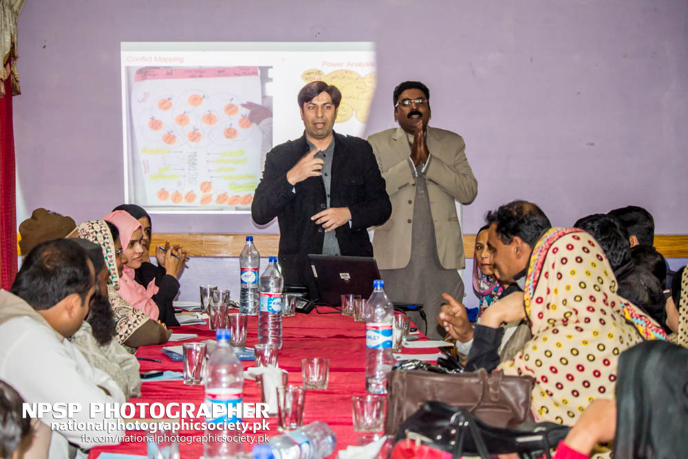 Early Warning System Workshop By Awaz In Toba Tek Singh-76
