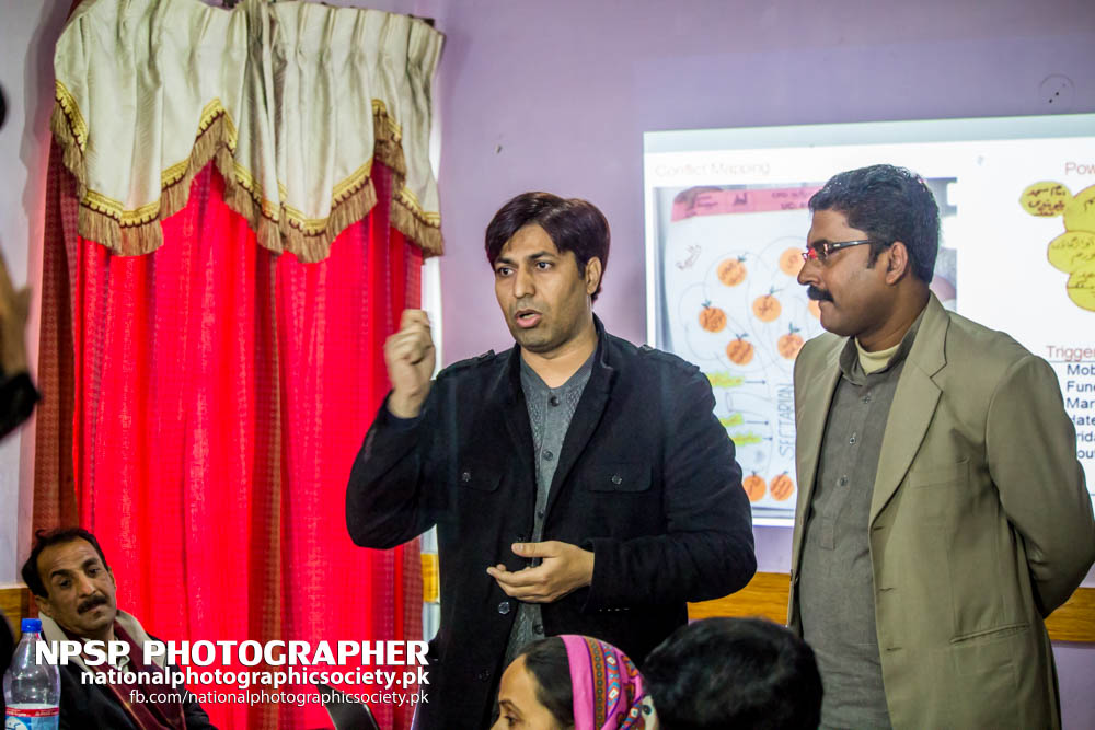 Early Warning System Workshop By Awaz In Toba Tek Singh-78
