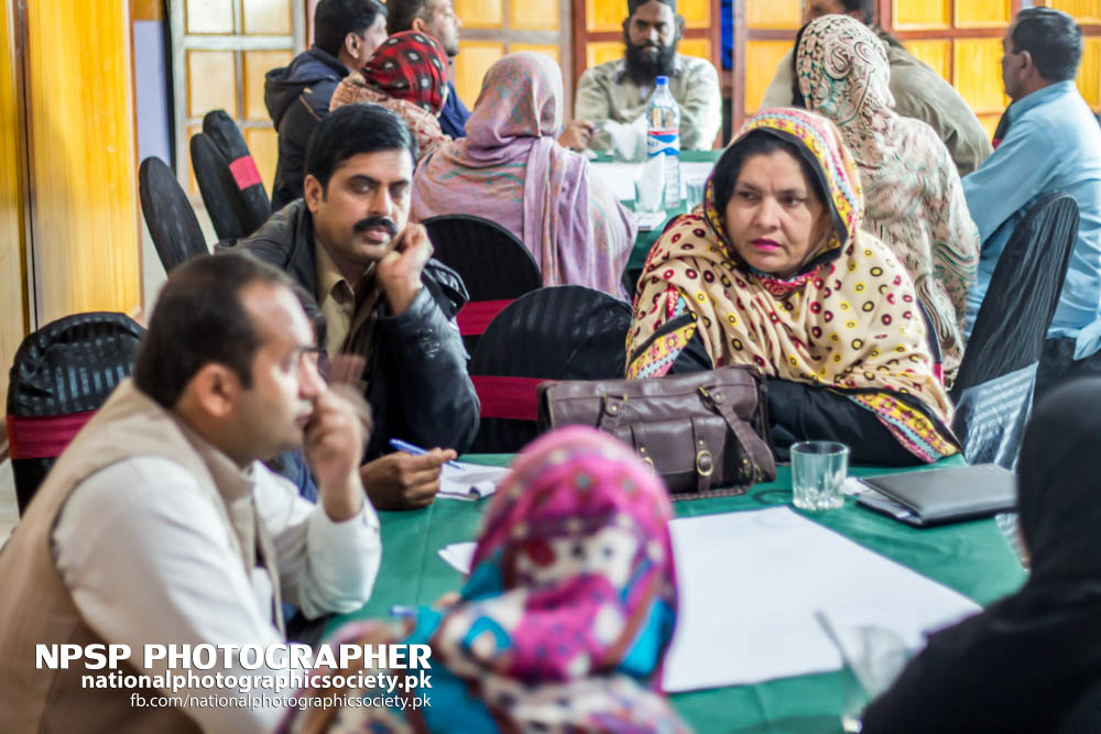 Early Warning System Workshop By Awaz In Toba Tek Singh-81