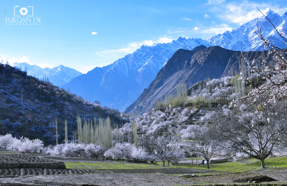 Nagar Valley Upper Hunza